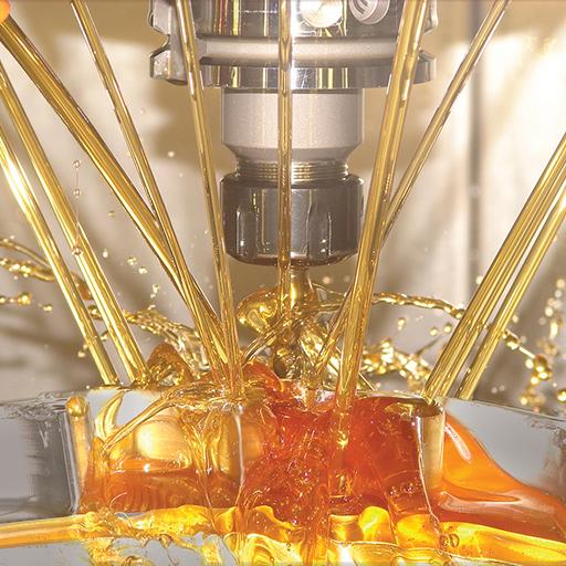 Oli interi per taglio e rettifica Oli interi per taglio e rettifica Un olio intero è un olio ricavato dal petrolio oppure da fonti animali o vegetali e utilizzato senza essere stato diluito con acqua. Tale tipo di olio può essere una miscela di uno o più dei vari oli base e può contenere anche lubrificanti per lo strato limite e/o pressioni estreme. Gli oli lisci offrono proprietà lubrificanti massime, ma con raffreddamento minimo.