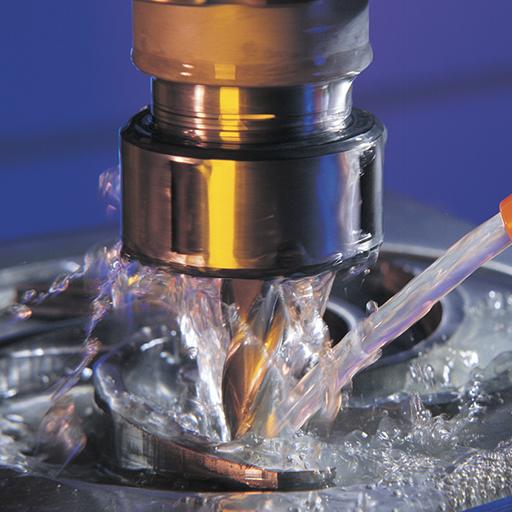 Fluidi per taglio e rettifica sintetici Fluidi per taglio e rettifica sintetici Un vero fluido sintetico è trasparente e con dimensioni delle particelle inferiori a 0,000001 mm. È un eccellente liquido di raffreddamento ma non presenta proprietà lubrificanti. In genere presenta tolleranza all'acqua dura.  Un fluido sintetico attivo superficialmente è semitrasparente o trasparente. Contiene agenti umettanti, che riducono la tensione superficiale del fluido e ne migliorano le proprietà lubrificanti. Presenta buone proprietà antiruggine e sebbene abbia una tendenza alla schiumosità, questo non dovrebbe comportare problemi gravi.